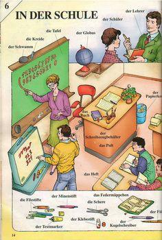 German Grammar, German Words, Vocabulary Words, English Vocabulary, German Resources, Deutsch Language, Germany Language, German Language Learning, Learn German