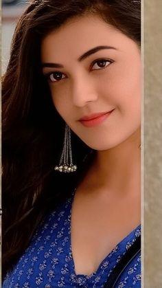 Beautiful Girl Indian, Beautiful Indian Actress, Beautiful Actresses, Hot Actresses, Indian Actresses, Kajal Agarwal Saree, Beautiful Heroine, All Indian Actress, South Actress