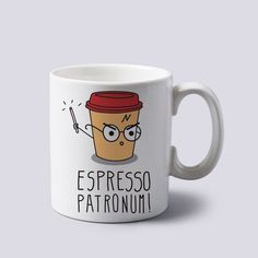 Funny Mug Coffee Mug 11oz White Travel Tea Cup Quote Mug