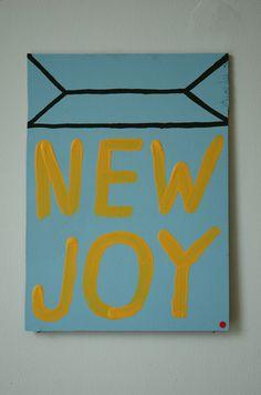 new joy • nous vous