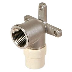 1/2 in. Cpvc CTS FPT x CTS Socket Lead Free Stainless Steel Drop Ear 90 Degree Elbow