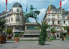 Orleans - France  I lived here as a child and would love go back and see if it's changed