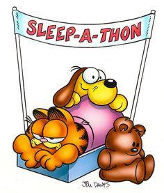 SLEEP-A-THON
