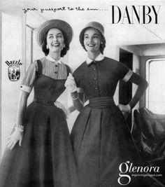 magazine ad, 1952