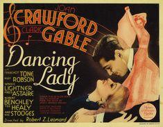 Joan Crawford in Dancing Lady 1933
