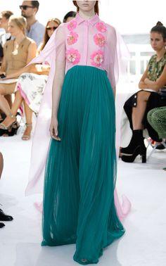 Delpozo Spring Summer 2016 Look 32 on Moda Operandi