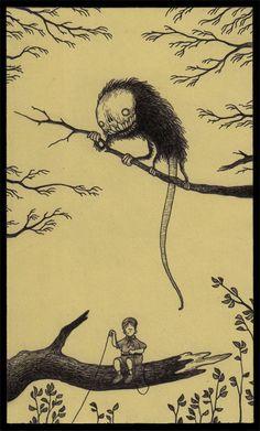 john-vous-emmene-dans-ses-etranges-cauchemars-d-enfance-qu-il-dessine-sur-des-post-it12