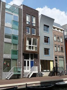 house on Java-eiland in Amsterdam, Netherlands