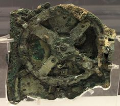 The Antikythera Mechanism, 1st Century BCE. This machine has the oldest known complex gear mechanism and is sometimes called the first known analog computer, although the quality of its manufacture suggests that it may have had a number of undiscovered predecessors during the Hellenistic Period. It appears to be constructed upon theories of astronomy and mathematics developed by Greek astronomers and is estimated to have been made around 100 BC