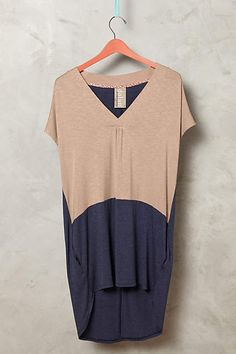 Colordrop Tunic - anthropologie.com
