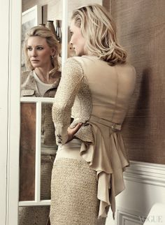 Cate Blanchett, awesome actress awesome accent