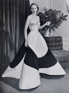 The exhibit Charles James: Beyond Fashion features about 75 designs produced by James over the course of his career, from the 1920s until his death in 1978.