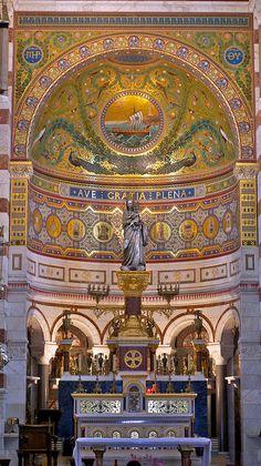 Notre-Dame de la Garde, via Flickr.