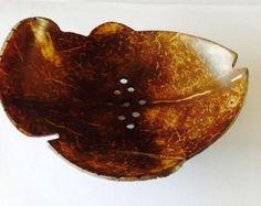 Naturl coconut fish soap Dish, Coconutfish soap Dish - Edit Listing - Etsy