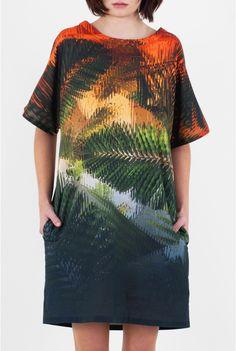 CHALAYAN - T-Shirt Dress