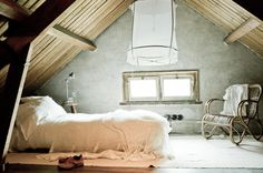 I want an attic like this