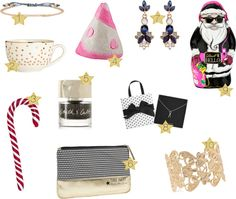 Santa Baby. Stocking Fillers ft. Lush, Lindt, Stella & Dot I Style By Charlotte - German Fashion & Lifestyle Blog #christmas #cute