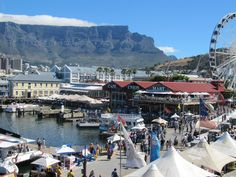 V & A Waterfront, Cape Town South Africa. BelAfrique your personal travel planner - www.BelAfrique.com