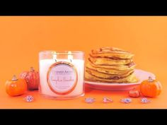 Pumpkin Pancakes Candle – Charmed Aroma