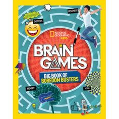 Brain Games : Big Book of Boredom Busters