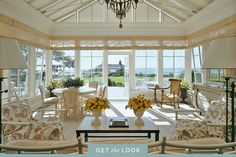 As summer winds down, we instinctively want to savor the warm, bright afternoons, yet we also begin to anticipate the cozy autumn days to come. During this seasonal transition, a sunroom provides a welcome in-between zone. It can be the perfect place to collect your thoughts during the day as well as a comfortable gathering …