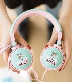 Casque audio - You rock