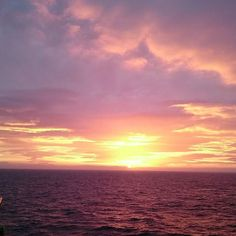 Had to take a photo of the lovely sunset when I went up with the snack to brigde tonight  #lovlysunset #sunset #pinksky #Scotland #peterhead #offshore #offshorelife by sisselschan