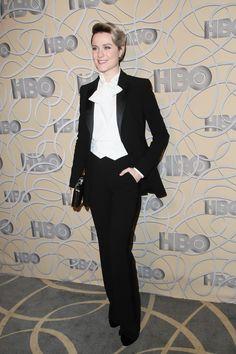 Evan Rachel Wood in Altuzarra Golden Globes After Party, Golden Globe Award, Evan Rachel Wood, Celebs, Celebrities, Bellisima, Front Row, Nice Dresses, Celebrity Style
