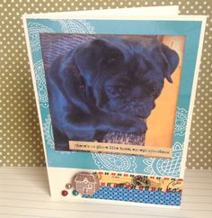 Yoshi 'there's no place like home,except grandma's' card
