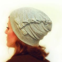 Twists and Bows Slouch Hat | AllFreeSewing.com