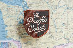The Pacific Coast by Sean Tulgetske