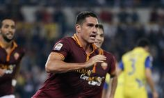 Borriello claims Roma can win the Scudetto!: Roma striker, Marco Borriello believes that the Giallorossi have enough quality to win the Scudetto this season! The capital club remain unbeaten so far this season, having only dropped their first points of the campaign last weekend by drawing with Torino, and currently sit top of the table, three points ahead of Napoli and Juventus. Consequently, Borriello is in no doubt that Rudi Garcia's men can maintain their stunning start to the season...