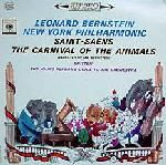 New York Philharmonic*, Leonard Bernstein, Saint-Saëns*, Britten* - The Carnival Of The Animals / The Young Person's Guide To The Orchestra
