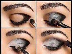 طريقة وضع ظل العيون الساحر #مكياج
