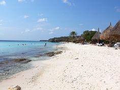 beach curacao cas abou