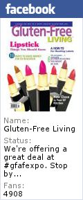 Domino's Gluten-Free Pizza and NFCA from Amy Ratner at Gluten-Free Living Magazine