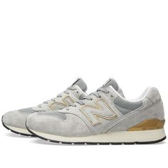 New Balance MRL996HA (Grey & Gold)