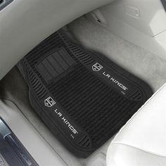 OneStopFanShop - Los Angeles LA Kings Floor Mats Deluxe Auto Car Mats, $52.95 (https://www.onestopfanshop.com/nhl/los-angeles-kings/los-angeles-la-kings-floor-mats-deluxe-auto-car-mats/)