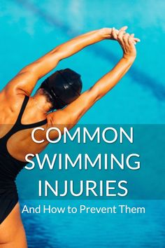 Common Swimming Injuries and How to Prevent Them Physical Exercise, Physical Fitness, Sports Massage Therapist, Swim Technique, Tendinitis, Lymphatic Drainage Massage, Bone And Joint, Breathing Techniques, Core Muscles