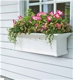 Yorkshire Self-Watering Window Box, 3' $109