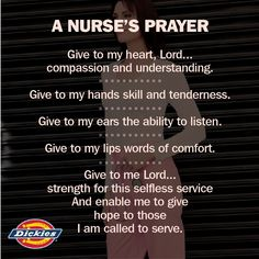 35 Nurse's Prayers That Will Inspire Your Soul