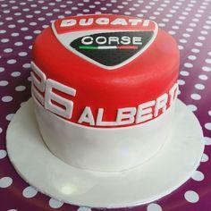 Ducati corse cake
