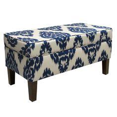 Skyline Furniture Diamonds Storage Bedroom Bench & Reviews | Wayfair