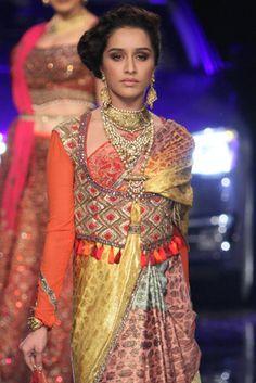 JJ Valaya Collection 2014 | Vogue Wedding Show 2014