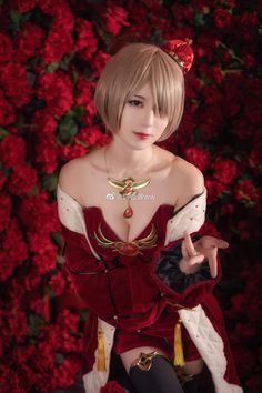 Cosplay Outfits, Cosplay Girls, Anime Cosplay, Best Cosplay, Cool Costumes, Anime Style, Asian Girl, Short Hair Styles, Character Design