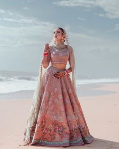 Buy beautiful Designer fully custom made bridal lehenga choli and party wear lehenga choli on Beautiful Latest Designs available in all comfortable price range.Buy Designer Collection Online : Call/ WhatsApp us on : Indian Bridal Outfits, Indian Designer Outfits, Indian Dresses, Bridal Dresses, Indian Skirt, Indian Designers, Indian Bridal Fashion, Indian Bridal Wear, Lehenga Wedding