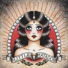 Little Matador - Little Matador (2014).