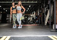 A strong core will support everything else you do, but when most people think of core they only think of abs. Head trainer Alexa Towersey and Jenna Douros show us how to build up your core. Health Fitness, Women's Health, Health Tips, Best Self, Fit Women, Core, Strength, Abs, Workout
