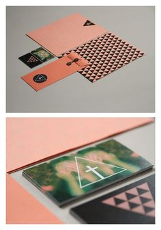 Fictional Identities | 2012 by Julia Hall, via Behance