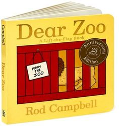 Dear Zoo: A Lift-the-Flap Book--I this book. Luke read it all the time :( Best Children Books, Toddler Books, Childrens Books, Classroom Themes, Classroom Activities, Dear Zoo, Board Books For Babies, Preschool Books, Children's Picture Books